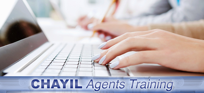 CHAYIL Agents Training