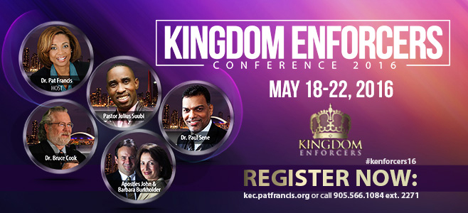 Kingdom Enforcers Conference