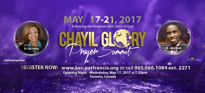 CHAYIL Glory Prayer Summit